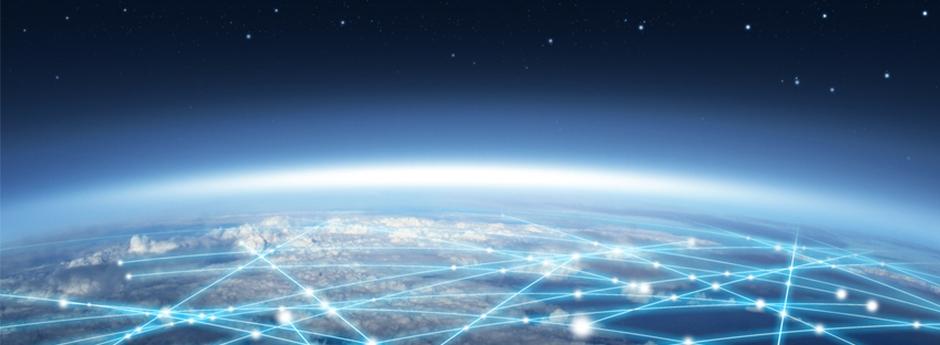 Vernetzung des Internets